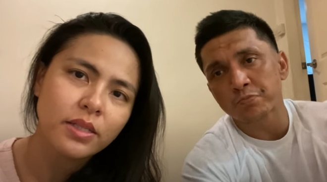 LJ Moreno suffers from miscarriage