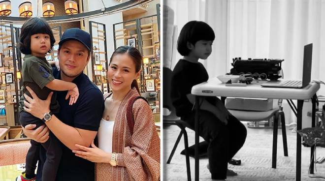 'Never thought it would be like this': Toni Gonzaga shares Seve's first school experience