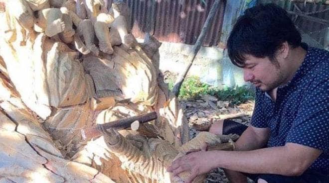 SILIPIN : Buhay iskultor ni Leandro Baldemor