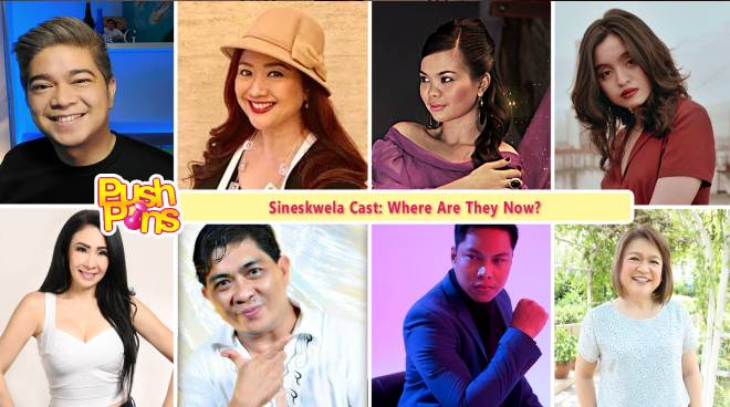 Sineskwela Cast: Where Are They Now? | Push Pins