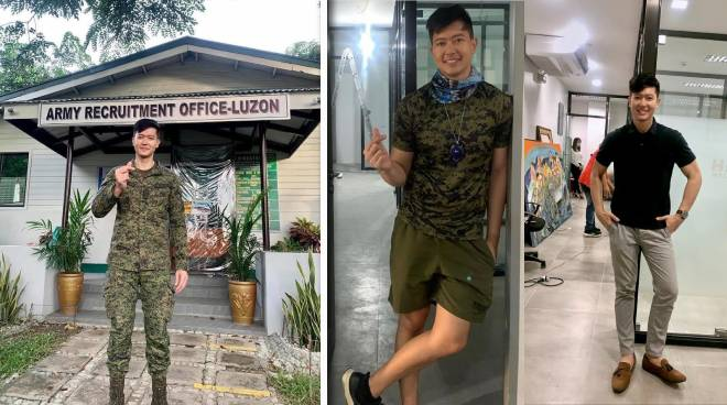Ronnie Liang now an entrepreneur, puts up wellness center