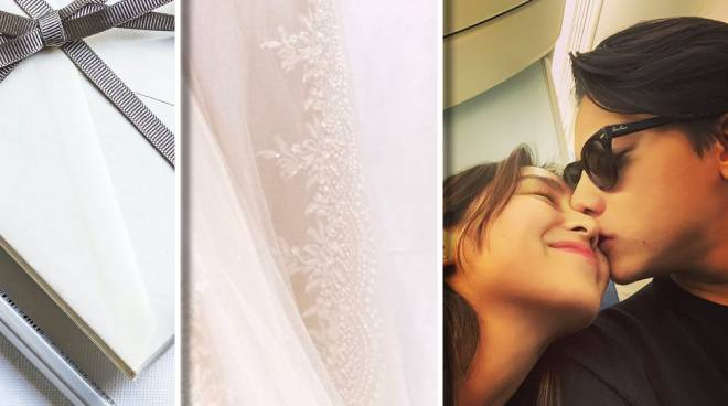 Karla Estrada and Min Bernardo's Instagram posts spark KathNiel wedding rumors