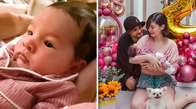 Why Billy Crawford and Coleen Gacria named their son Amari Jaden