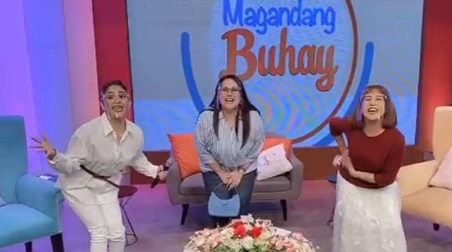 Jolina Magdangal, Melai Cantiveros at Karla Estrada, nagbabalik sa 'Magandang Buhay'