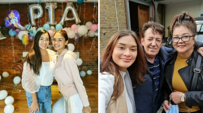 LOOK: Pia Wurtzbach's surprise birthday party in London