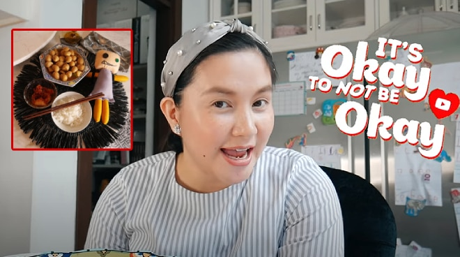 WATCH: Mariel Rodriguez recreates quail eggs, jjampong from 'It's Okay Not To Be Okay'
