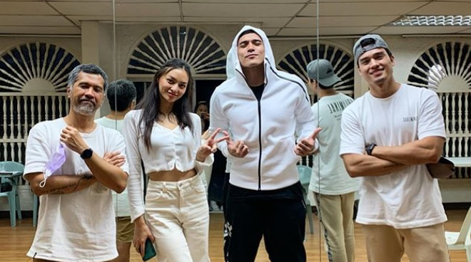 Xian Lim to work on new project with Kylie Verzosa, Marco Gumabao