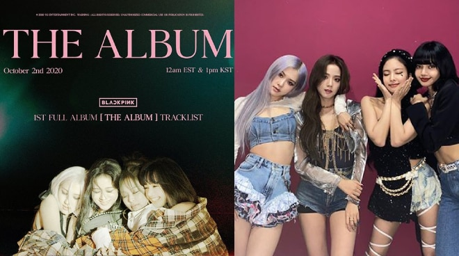 Blackpink unveils tracklist of debut album