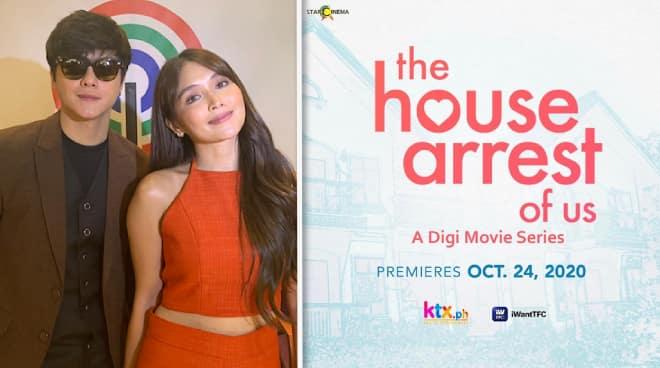Kathryn Bernardo, Daniel Padilla, magbabalik tambalan para sa isang digital series