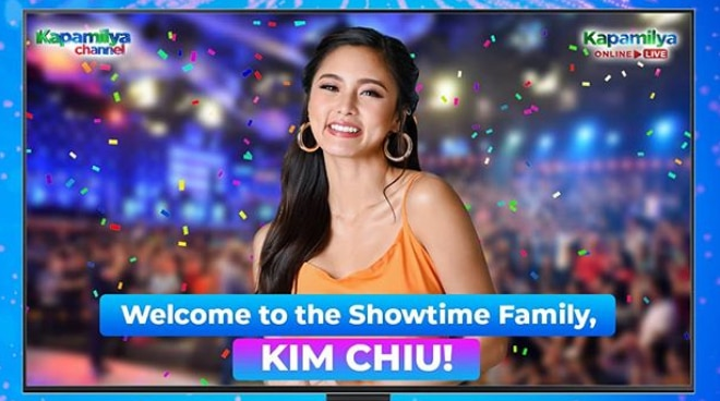 Kim Chiu officially joins 'It's Showtime' as new host