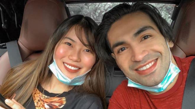 Carlos Agassi proud of non-showbiz girlfriend Sarina Yamamoto