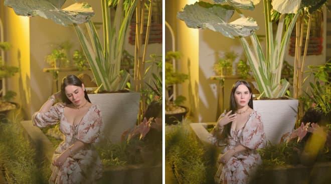 'Plantita Queen': Jinkee Pacquiao's giant indoor plant wows netizens