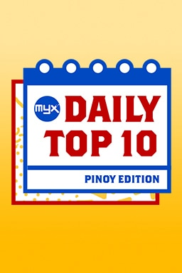 MYX Daily Top 10 Pinoy